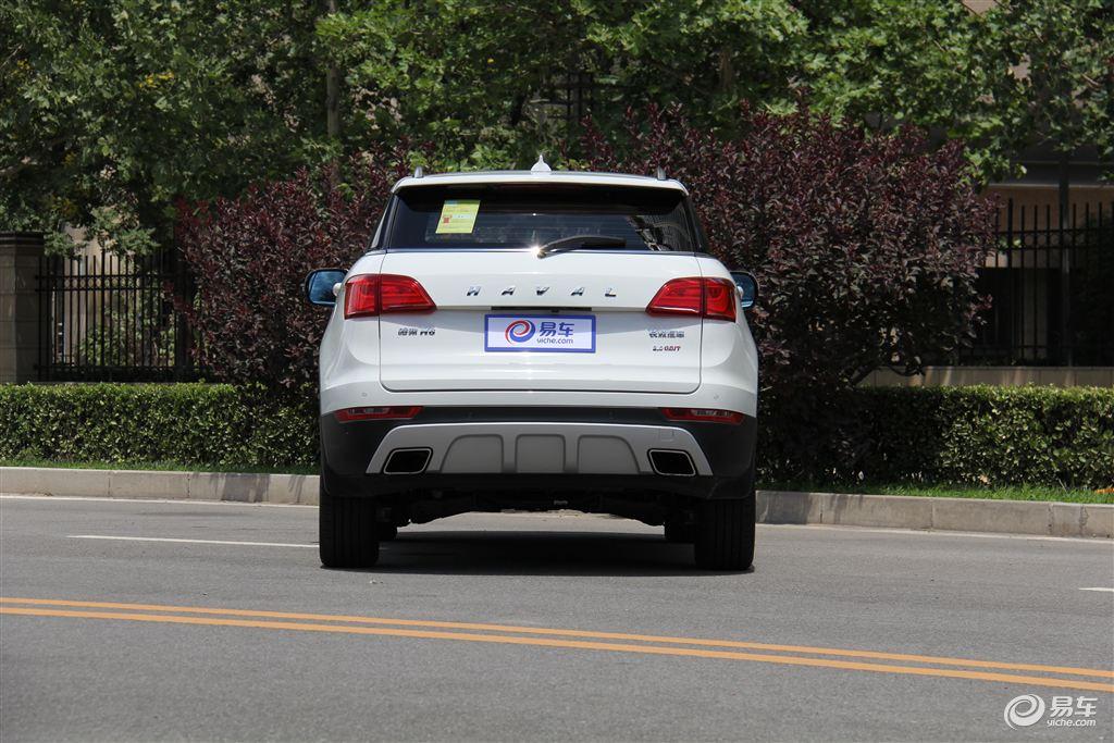 哈弗h6 coupe_汽车图片_大众侃车