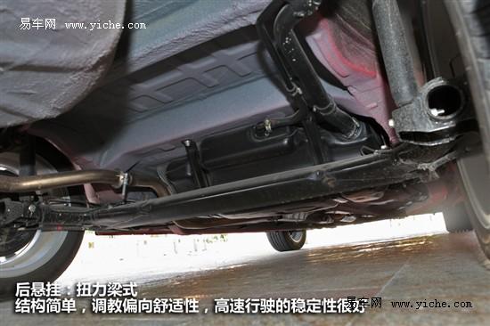 5速手动变速箱挡位清晰手感轻盈,离合器也很容易控制.